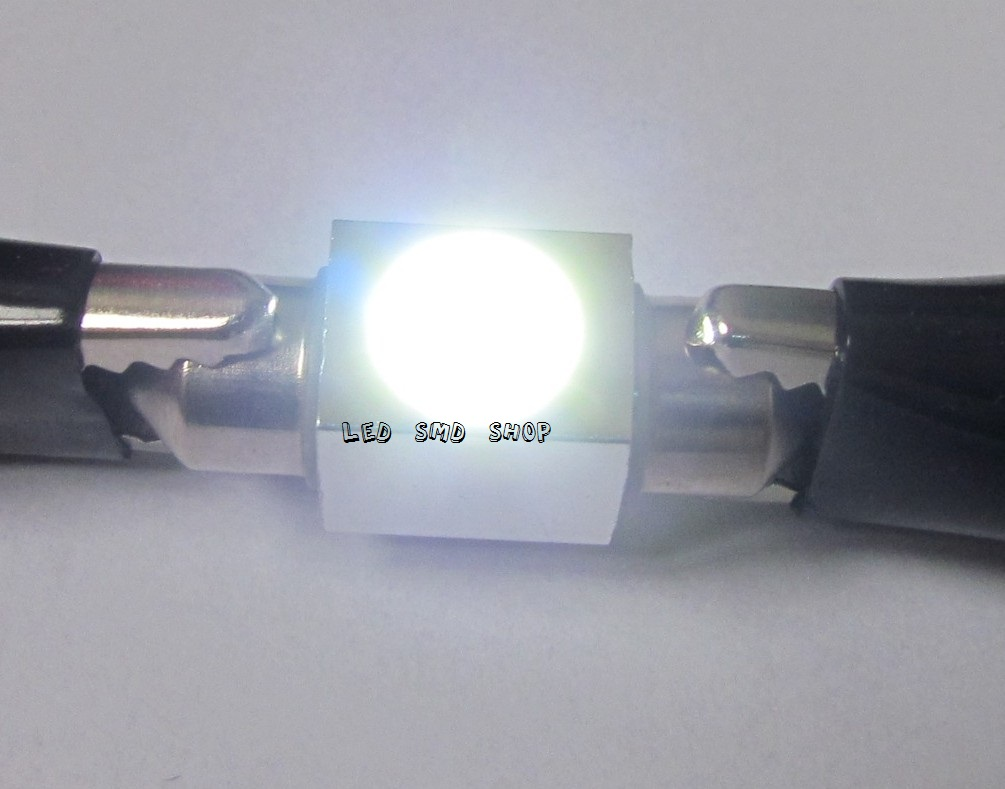 Torpedo 31mm 1 Led Luz Cortesia Teto Xenon New Fit Civic
