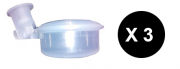 Boia para Filtro de Barro Água SA - Kit 03 Boias
