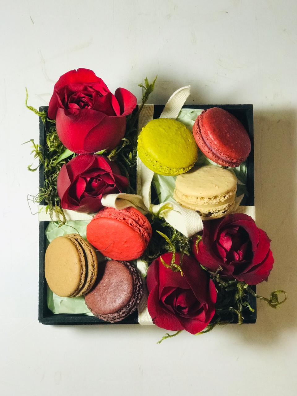 Especial dia dos Namorados - Macaron