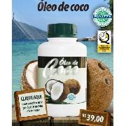 ÓLEO DE COCO 1000MG PANIZZA  50 CAPS