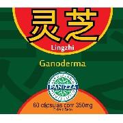 Lingzhi (Ganoderma) 350mg 60 Cápsulas - Panizza