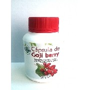 GOJI BERRY CAPSULAS PANIZZA 500MG