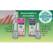 Base Protetora para Unhas com Queratina Panizza