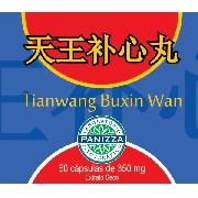 Tianwang Buxin Wan 350mg 60 cápsulas - Panizza