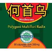 HESHOUWU - Polygoni Multiflori Radix 350mg 60 cápsulas Panizza