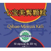 Qibao Meiran Keli 350mg 60 cápsulas Panizza