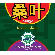 SANGYE - Mori Folium 350mg (amoreira) 60 cápsulas Panizza