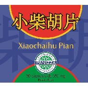 Xiao Chaihu Pian 350mg 60 cápsulas Panizza