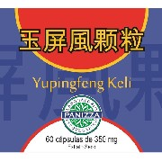 Yu Ping Feng Keli 350mg 60 cápsulas Panizza