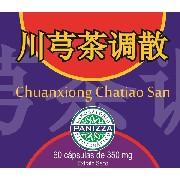Chuan Xiong Cha Tiao Wan 350mg 60 cápsulas Panizza