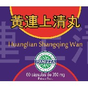 Huang Lian Shang Qing Wan 350mg 60 cápsulas Panizza
