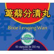 Bi Xie Fen Qing Wan 350mg 60 cápsulas Panizza