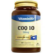 Coenzima Q10 em Cápsulas 60 cápsulas  - Vitaminlife - REG. MS: 6.4845.0048