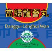 Danggui Longhui Wan 350mg 60 cápsulas - Panizza