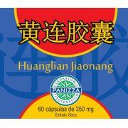 Huang Lian Jiaonang 350mg 60 cápsulas Panizza