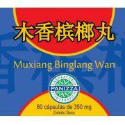 Mu Xiang Bing Lang Wan 350mg 60 cápsulas - Panizza