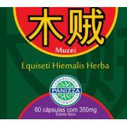 MU ZEI 350mg (Equisetum Hiemale)  60 cápsulas - CAVALINHA EM CÁPSULAS - Panizza