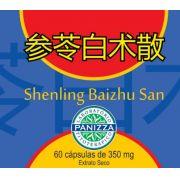 SHEN LING BAI ZHU SAN 350mg 60 cápsulas - Panizza