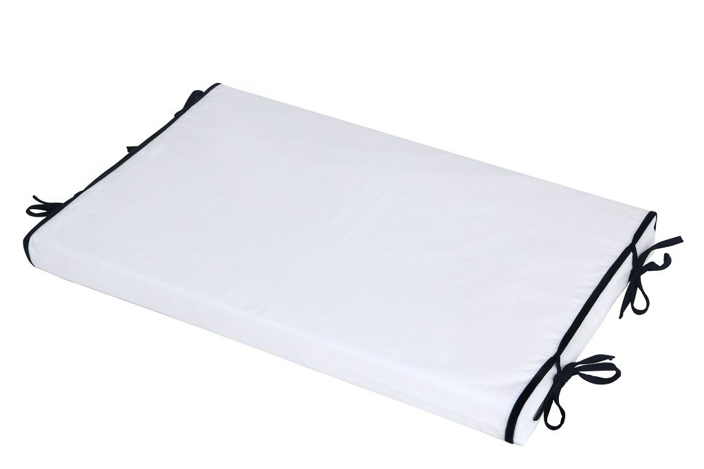 Trocador (colchão) Flat de Comoda com cinto e capa
