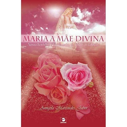 Maria a Mãe Divina - Nossa Senhora medianeira de todas as graças