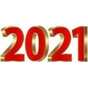 2021 + FELIZ!!!