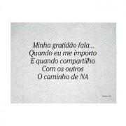 POSTER GRATIDAO PB-9071