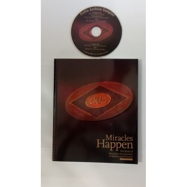 MIRACLES HAPPEN E AUDIO-EN-1121