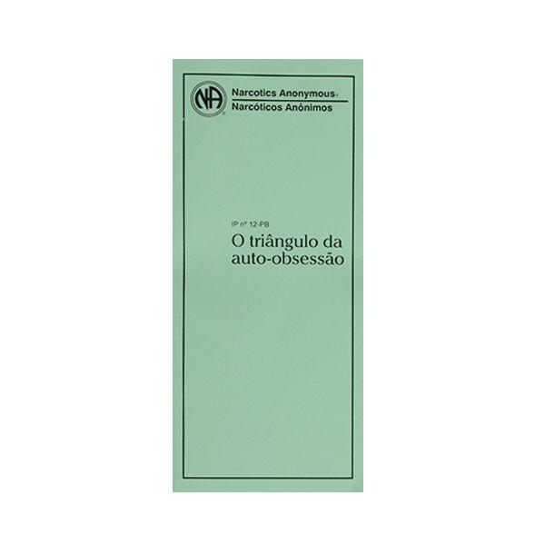 O TRIANGULO DA AUTO OBSESSAO PB-3112