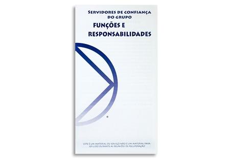 SERVIDORES DE CONFIANCA FUNCOES E RESPONSABILIDADES (NOVO) BR-2203