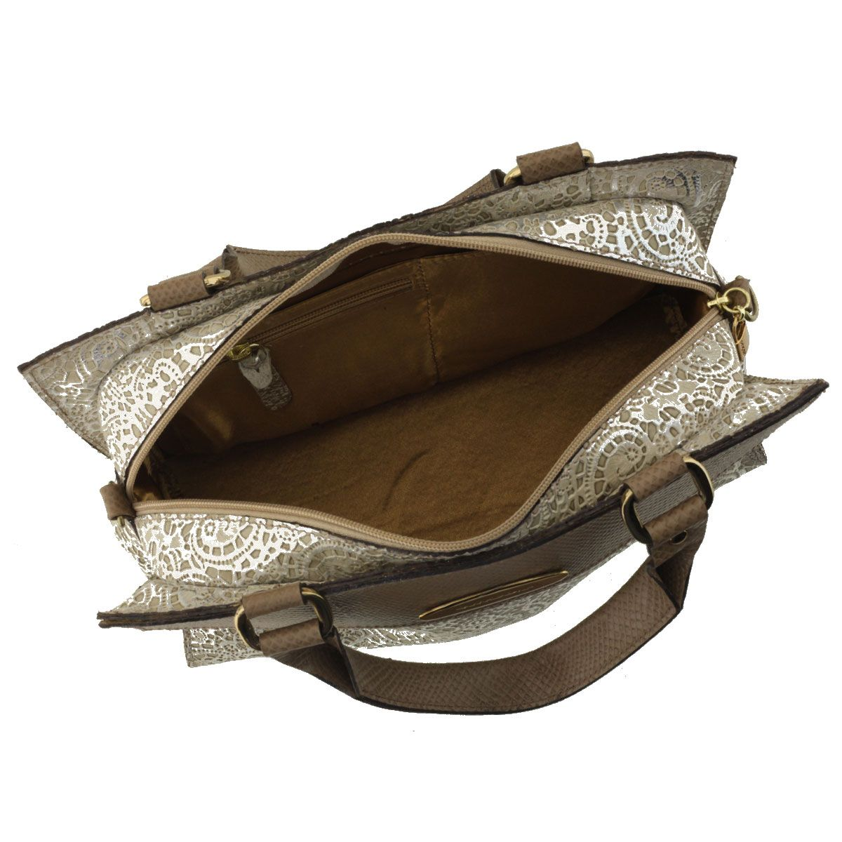 Bolsa Feminina De Couro Capodarte : Arzon bolsa couro feminina