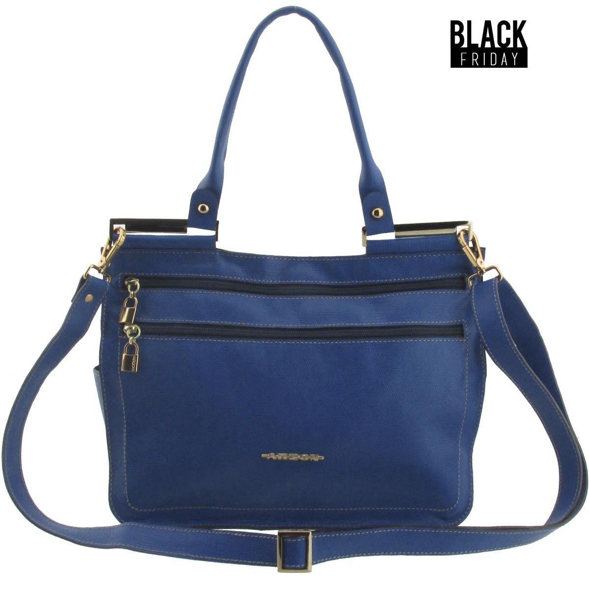 Bolsa De Couro Legitimo Azul : Bolsa de couro grande verde ?gua