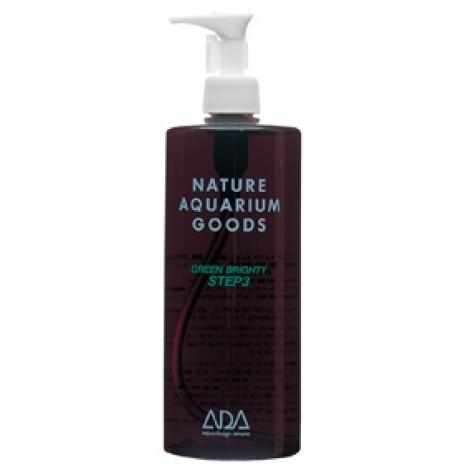 ADA - Fertilizante Green Brighty STEP 3  - Aquário Estilos