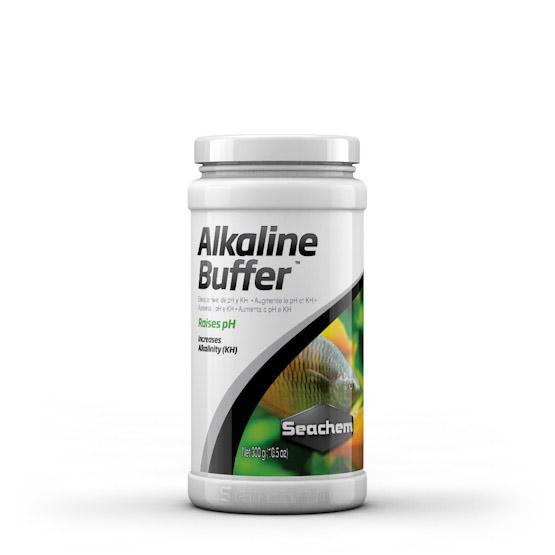 Seachem Alkaline Buffer ™ 70g  - Aquário Estilos