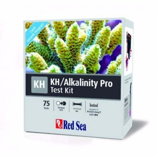 RedSea Alcalinidade Kit Pro Teste  - Aquário Estilos