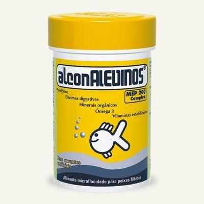 Alcon Alevinos 10g  - Aquário Estilos