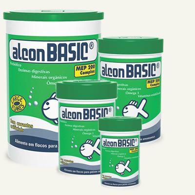 Alcon Basic  - Aquário Estilos