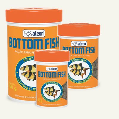 Alcon Bottom Fish  - Aquário Estilos