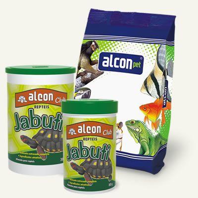 Alcon Club Répteis Jabuti  - Aquário Estilos