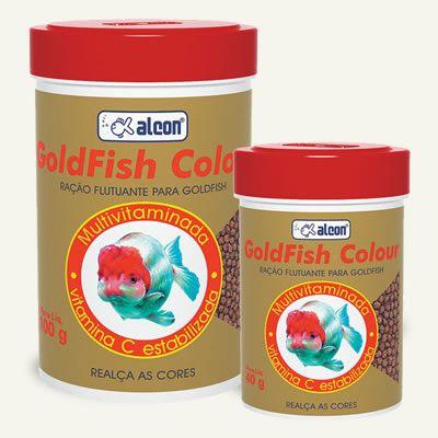 Alcon Goldfish Colour  - Aquário Estilos
