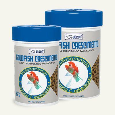 Alcon Goldfish Crescimento 40g  - Aquário Estilos