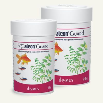 Alcon Guard Thymus 20g  - Aquário Estilos