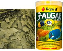 TROPICAL Algae Flakes 20g  - Aquário Estilos