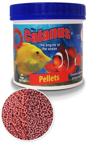 Bcuk Calanus Pellets ® (1mm) 110g OBS.: Vencimento entre 01/18 e 10/18  - Aquário Estilos