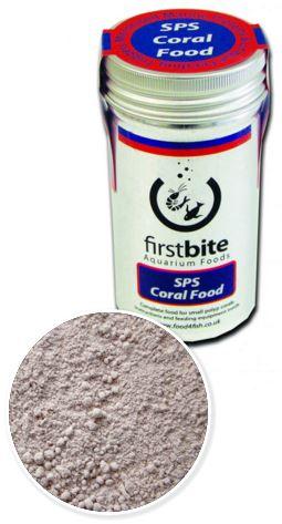 BCUK FIRST BITE SPS CORAL FOOD Kit 5g OBS.: Vencimento entre 01/18 e 10/18  - Aquário Estilos