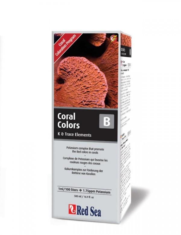 RedSea Coral Colors B  - Aquário Estilos