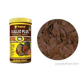 D-Allio Plus Flakes 20g  - Aquário Estilos