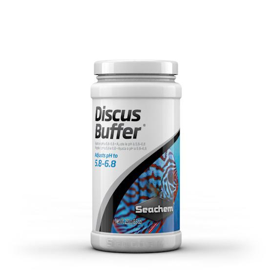Seachem Discus Buffer ® 50g  - Aquário Estilos