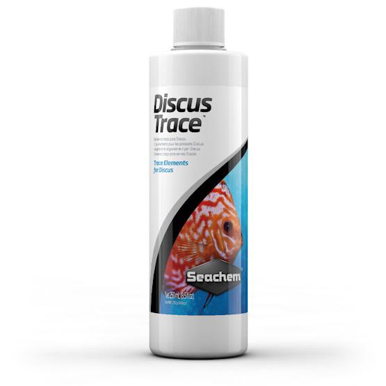 Seachem Discus Trace ™ 250mL  - Aquário Estilos
