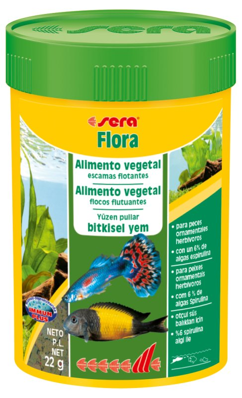 SERA Flora  - Aquário Estilos