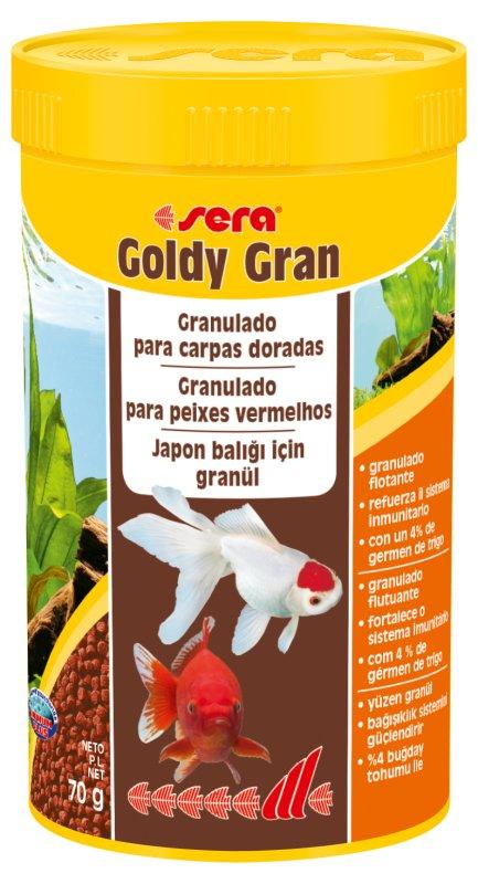 SERA Goldy Color Spirulina  - Aquário Estilos